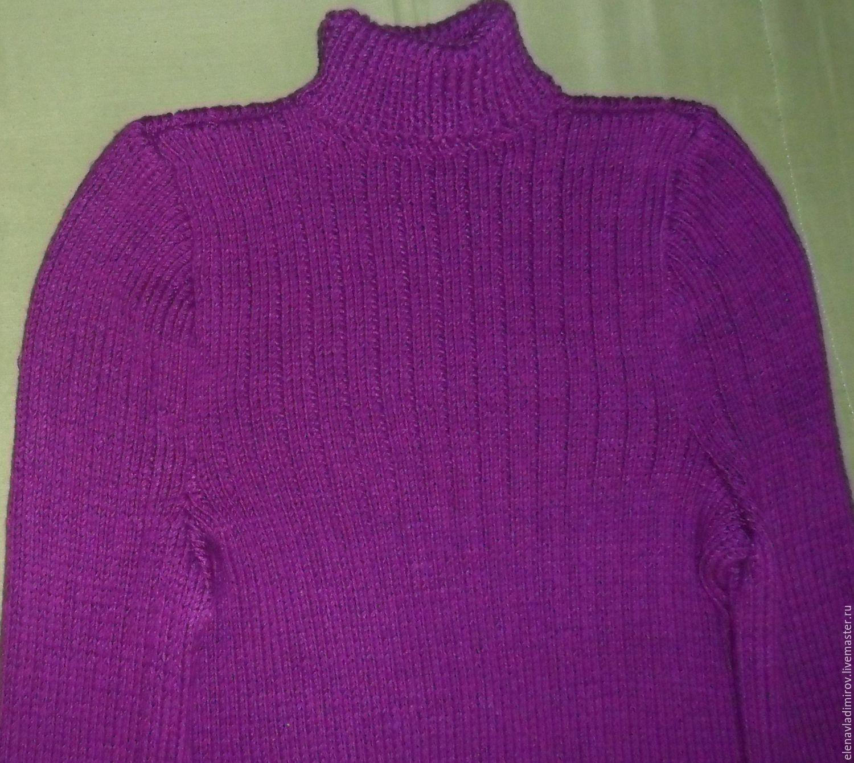 Knitted turtleneck Grape, Turtleneck Sweaters, Nalchik,  Фото №1
