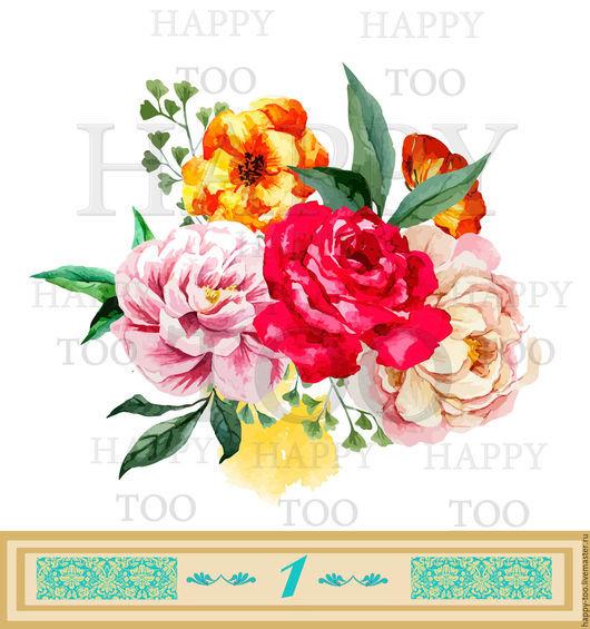 Термотрансфер. Термопринт. Цветы. Картинки на ткань. Термотрасфер купить. Термоаппликация цветы. №1
