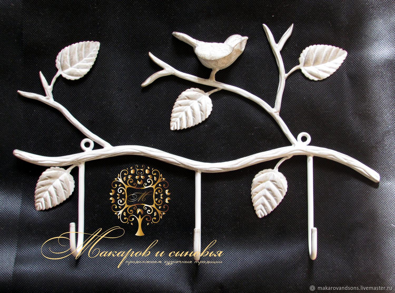Hanger wrought iron Bird, Hanger, Vitebsk,  Фото №1