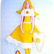 Куклы и игрушки ручной работы. Ярмарка Мастеров - ручная работа Рада - Солнечная Фея. Handmade.