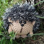 Куклы и игрушки handmade. Livemaster - original item hedgehog Bobo. Handmade.