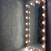 Для дома и интерьера handmade. Livemaster - original item Mirror AMERICAN WALNUT.. Handmade.
