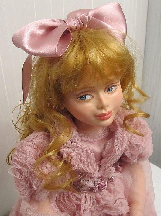 Коллекционные куклы ручной работы. Ярмарка Мастеров - ручная работа. Купить Любимая игрушка (авторская кукла). Handmade. Красивая куколка