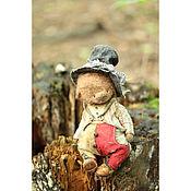 Куклы и игрушки ручной работы. Ярмарка Мастеров - ручная работа Мистер Пандус. Handmade.