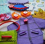 Куклы и игрушки ручной работы. Ярмарка Мастеров - ручная работа Кукла Лиза. Handmade.