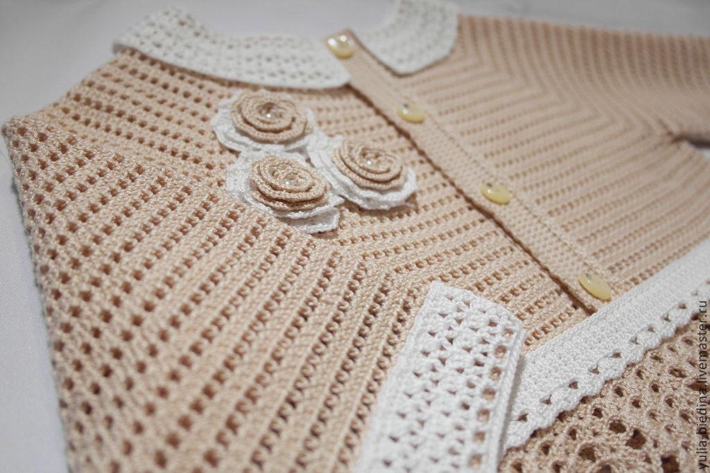 【转载】钩针:茱莉亚的童裙 - choiyoba的日志 - 网易博客 - 804632173 - 804632173的博客