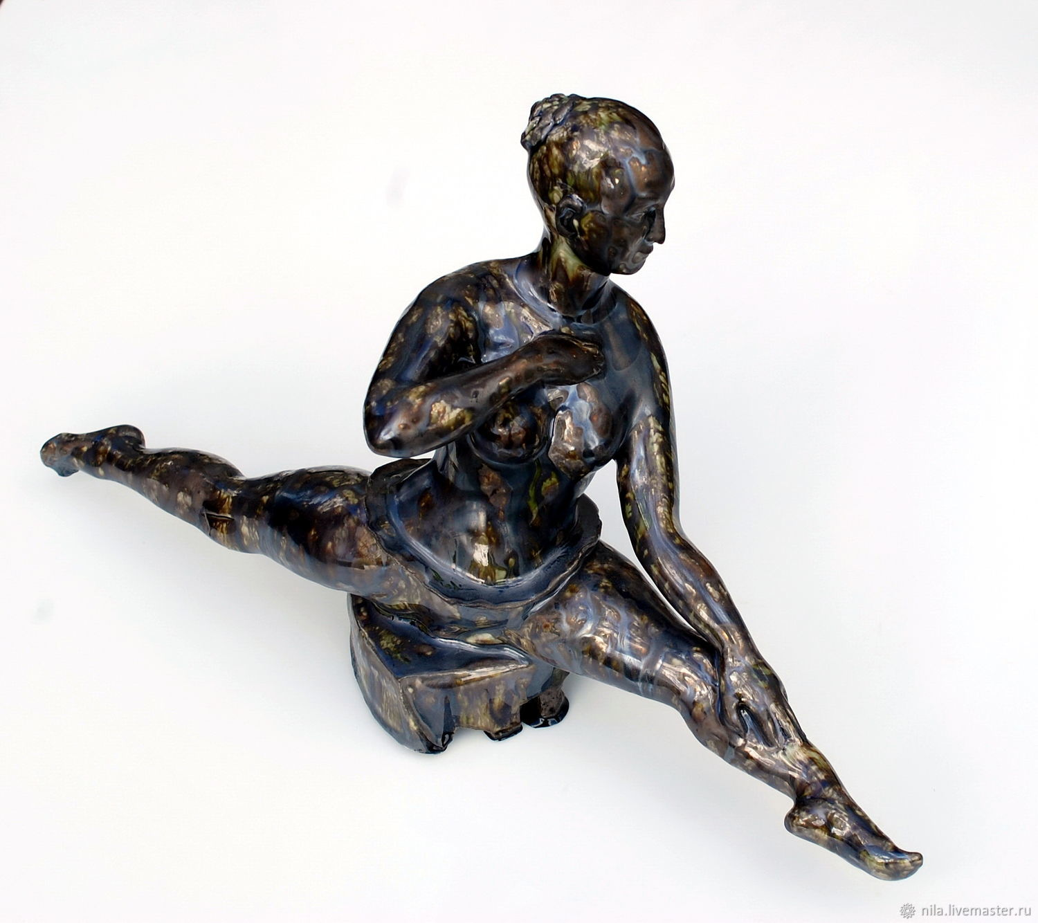 'Will'. Sculpture ceramic, Figurines, Moscow,  Фото №1
