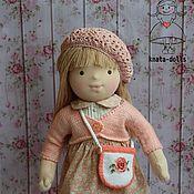 Вальдорфские куклы и звери ручной работы. Ярмарка Мастеров - ручная работа Вальдорфская кукла Даша. Handmade.