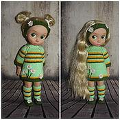 """Куклы и игрушки ручной работы. Ярмарка Мастеров - ручная работа Платье для куклы """"Принцессы Дисней Аниматорс"""". Handmade."""