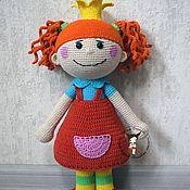 Куклы и игрушки ручной работы. Ярмарка Мастеров - ручная работа Вредная царевна. Handmade.