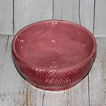 Посуда. Ярмарка Мастеров - ручная работа Салатник Розовое дерево. Handmade.