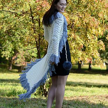 Одежда ручной работы. Ярмарка Мастеров - ручная работа Кардиган - пальто Снегурочка. Handmade.