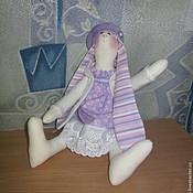 Куклы и игрушки handmade. Livemaster - original item Lilac Zaya. Handmade.