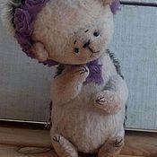Куклы и игрушки ручной работы. Ярмарка Мастеров - ручная работа Тедди Ёжик  Фета.. Handmade.
