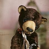 Куклы и игрушки handmade. Livemaster - original item Mstislav. bear-teddy. Handmade.