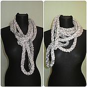 Аксессуары handmade. Livemaster - original item Scarf-harness