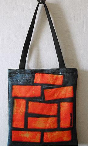 Bags & Accessories handmade. Livemaster - handmade. Buy Bag of bricks.Bag, the bag, unisex, men's bag
