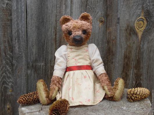Мишки Тедди ручной работы. Ярмарка Мастеров - ручная работа. Купить Мишка тедди Изабель. Isabel 31 см.. Handmade.