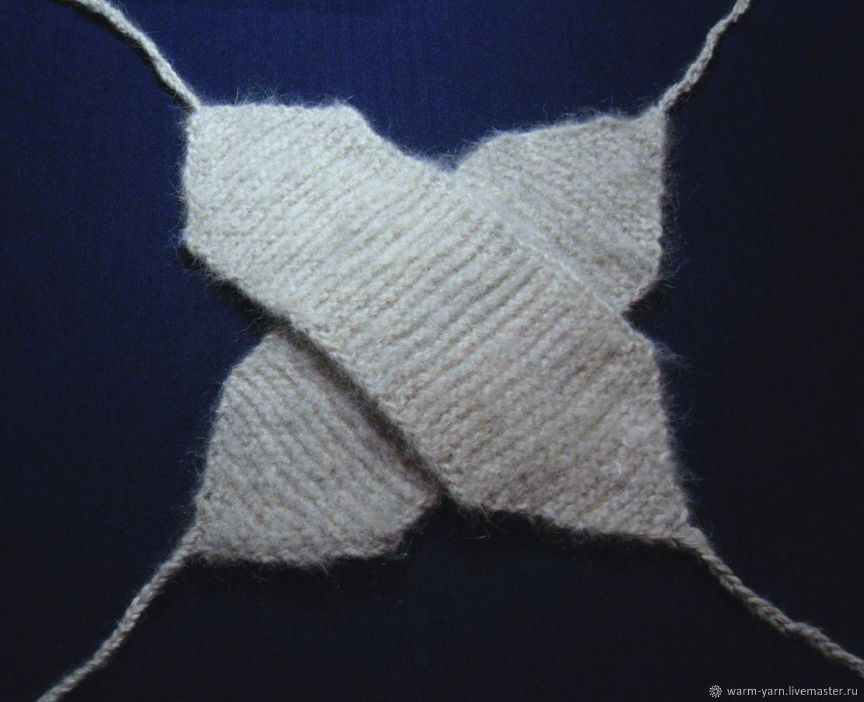 Multifunctional knitted knee-belts, Knee, Klin,  Фото №1