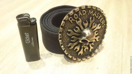 Подарки для мужчин, ручной работы. Ярмарка Мастеров - ручная работа. Купить пряжка для ремня. Handmade. Пряжка для ремня, золотой, латунь