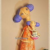 Куклы и игрушки ручной работы. Ярмарка Мастеров - ручная работа Мамочка любимая. Handmade.