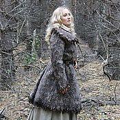 """Одежда ручной работы. Ярмарка Мастеров - ручная работа Двухстороннее пальто """" Regina di foresta"""". Handmade."""