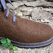 """Обувь ручной работы. Ярмарка Мастеров - ручная работа Ботинки """"Богатырь"""". Handmade."""