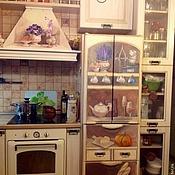 Дизайн и реклама ручной работы. Ярмарка Мастеров - ручная работа Роспись холодильника и вытяжки. Handmade.