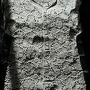 Одежда ручной работы. Ярмарка Мастеров - ручная работа жилетка накидка АНТИКВАРНАЯ. Handmade.