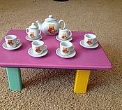 Для дома и интерьера handmade. Livemaster - original item Children`s table games. puppet.. Handmade.