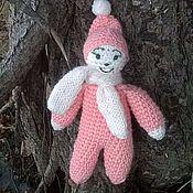 """Куклы и игрушки ручной работы. Ярмарка Мастеров - ручная работа Вязаная игрушка """" Мила"""". Handmade."""