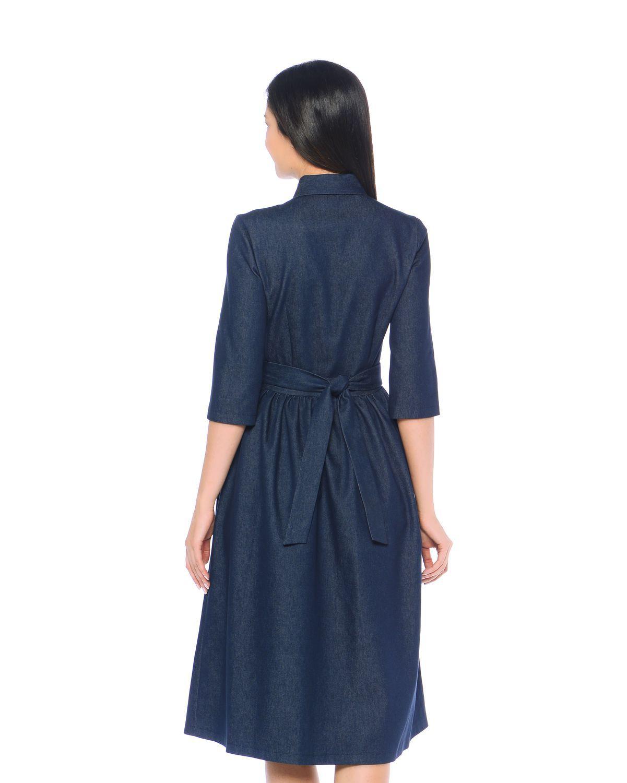 Купить джинсовое платье