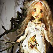 Куклы и игрушки ручной работы. Ярмарка Мастеров - ручная работа Ирма. Авторская текстильная кукла.. Handmade.
