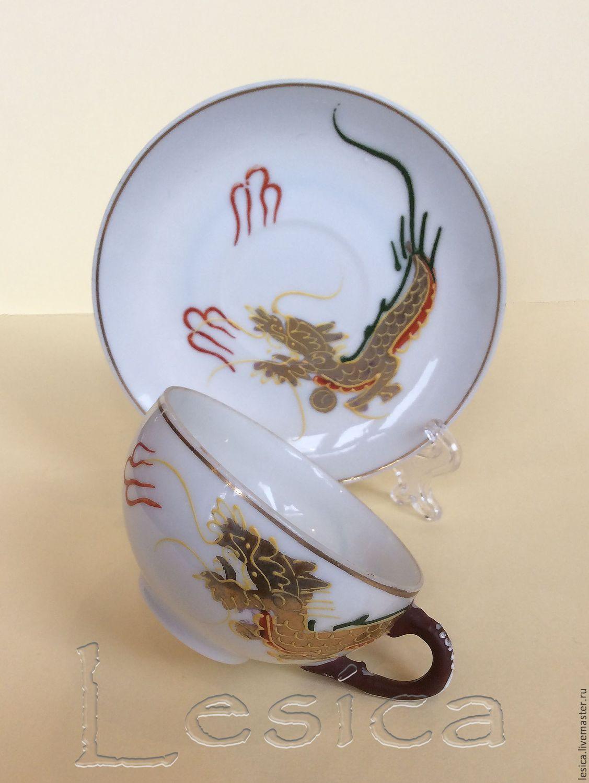 Livemaster · Vintage Kitchenware. tea set dragons satsuma japan 30-40gg. Lesica. & tea set dragons satsuma japan 30-40gg u2013 shop online on Livemaster ...