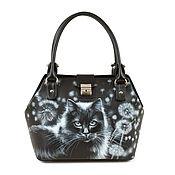 Сумки и аксессуары handmade. Livemaster - original item Middle women bag