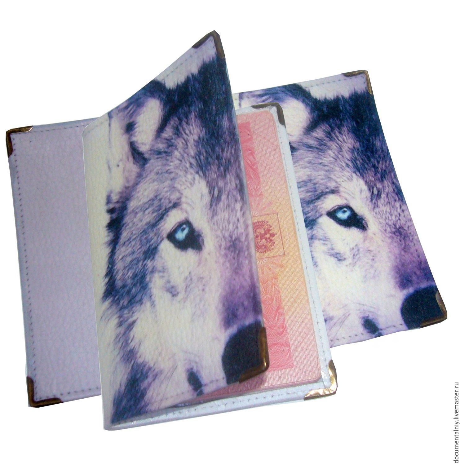 passport cover cover papers series wolves shop online on