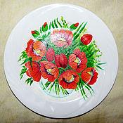 Посуда ручной работы. Ярмарка Мастеров - ручная работа Маки. Handmade.