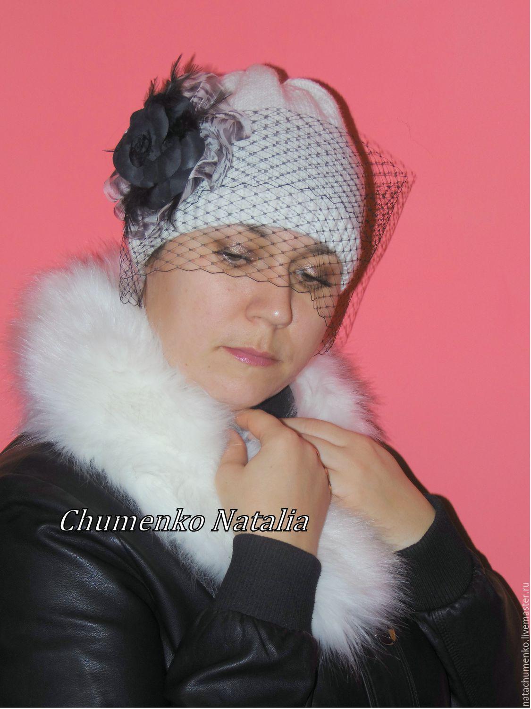 Как сделать вуаль на шапку своими руками