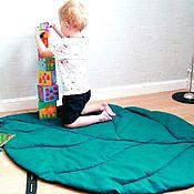 Для дома и интерьера handmade. Livemaster - original item Play Mat