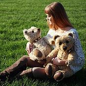 Куклы и игрушки ручной работы. Ярмарка Мастеров - ручная работа Большой 62 см мишка Проша. Handmade.