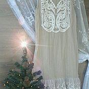 Одежда handmade. Livemaster - original item Babydoll. Bodycon dress. Combination.. Handmade.