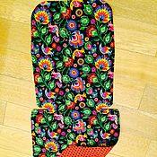 Хлопковый матрасик для коляски PegPerego Book / Pliko Mini