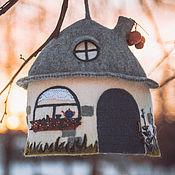 Для дома и интерьера ручной работы. Ярмарка Мастеров - ручная работа Грелка на чайник Sweet home. Handmade.