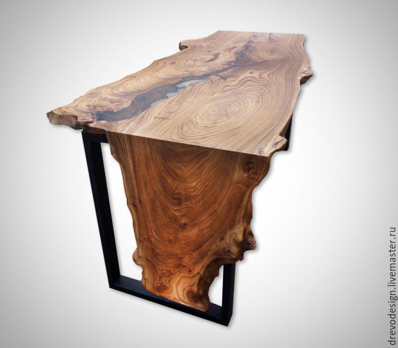 Desk solid slab, Tables, Belgorod,  Фото №1