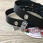 Аксессуары handmade. Livemaster - original item Chokers with pendants. Handmade.