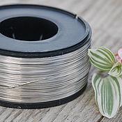 Материалы для творчества handmade. Livemaster - original item 0,6 mm nichrome Wire (round section). Handmade.