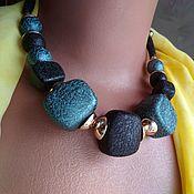 Украшения handmade. Livemaster - original item Boho necklace, necklace, necklace