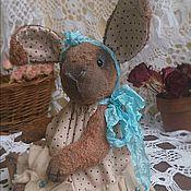 Куклы и игрушки ручной работы. Ярмарка Мастеров - ручная работа Тедди кролик Джульетта. Handmade.