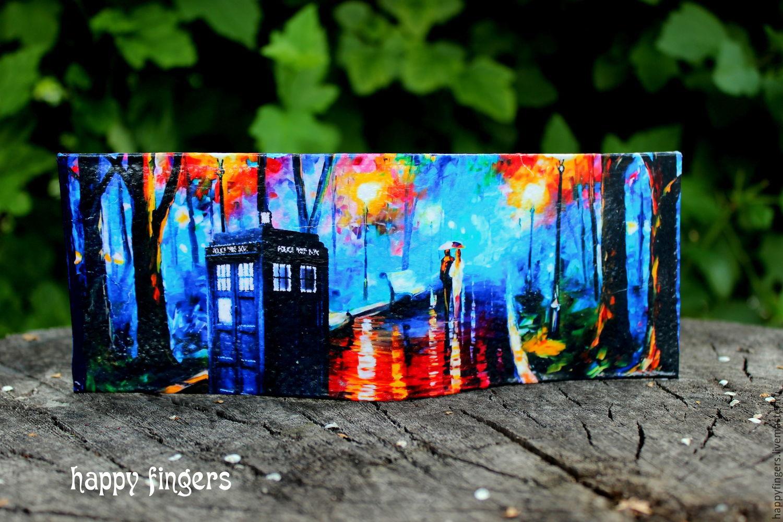 Обложка на студенческий Доктор Кто Тардис Doctor Who, Обложки, Электросталь, Фото №1