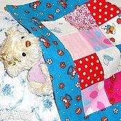 Мебель для кукол ручной работы. Ярмарка Мастеров - ручная работа Детская текстильная мягкая игрушка постель для куклы Добрая сказка. Handmade.